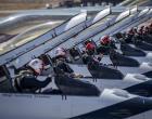 美国空军雷鸟将在北佐治亚州的空中表演中展示2020联队的机翼