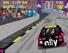 Ally Racing为NASCAR粉丝创建怀旧视频游戏