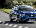 雷诺梅甘娜运动旅行车电子技术评论新型混合动力车经过测试