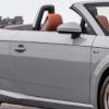 限量版TT现已进入第三代有两种外观颜色可供选择