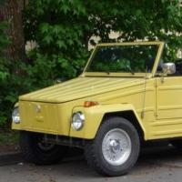 大众汽车向欧洲知识产权局申请了e Thing注册商标