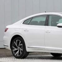 一汽大众CC提供轿车和跨界猎装版两种设计风格供选