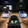 阿斯顿马丁携旗下跑车亮相2020成都国际车展
