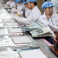 前员工称苹果在供应商违反中国劳动法的情况下待命