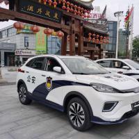威马汽车再次成为黄冈公安部门首选新能源用车