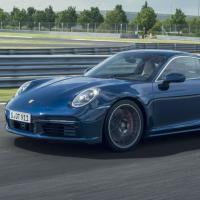 保时捷全新911 Turbo正式开启预定