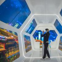 iChongqing Smart China Expo Online以高科技出版物结尾