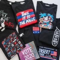 美国H&M发行限量版艺术家作品集 以庆祝全国选民登记日