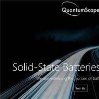 大众汽车向QuantumScape追加投资2亿美元