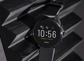 Fossil宣布推出Gen 5 LTE智能手表但配备相同的旧处理器