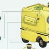 巴斯夫推出自动无线充电器 可为电动汽车供电