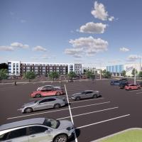 PREIT批准了Moorestown购物中心的1065套公寓