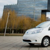 新型远程日产e-NV200厢型车的全球首发