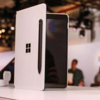 微软Surface Duo在公共交通领域备受关注