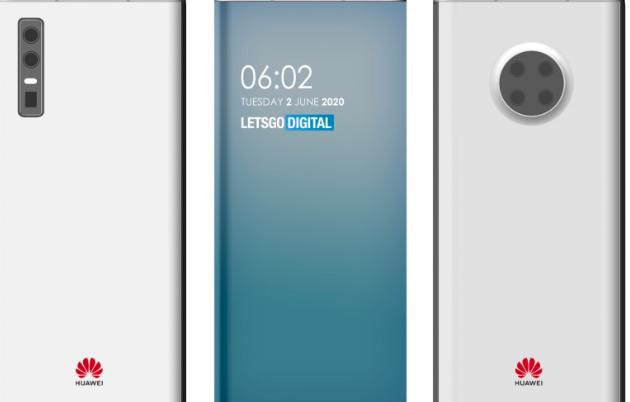 华为的下一款旗舰手机可能会配备一个内置摄像头
