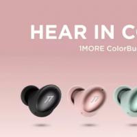 1More最新的真正无线耳塞增添色彩并降低价格