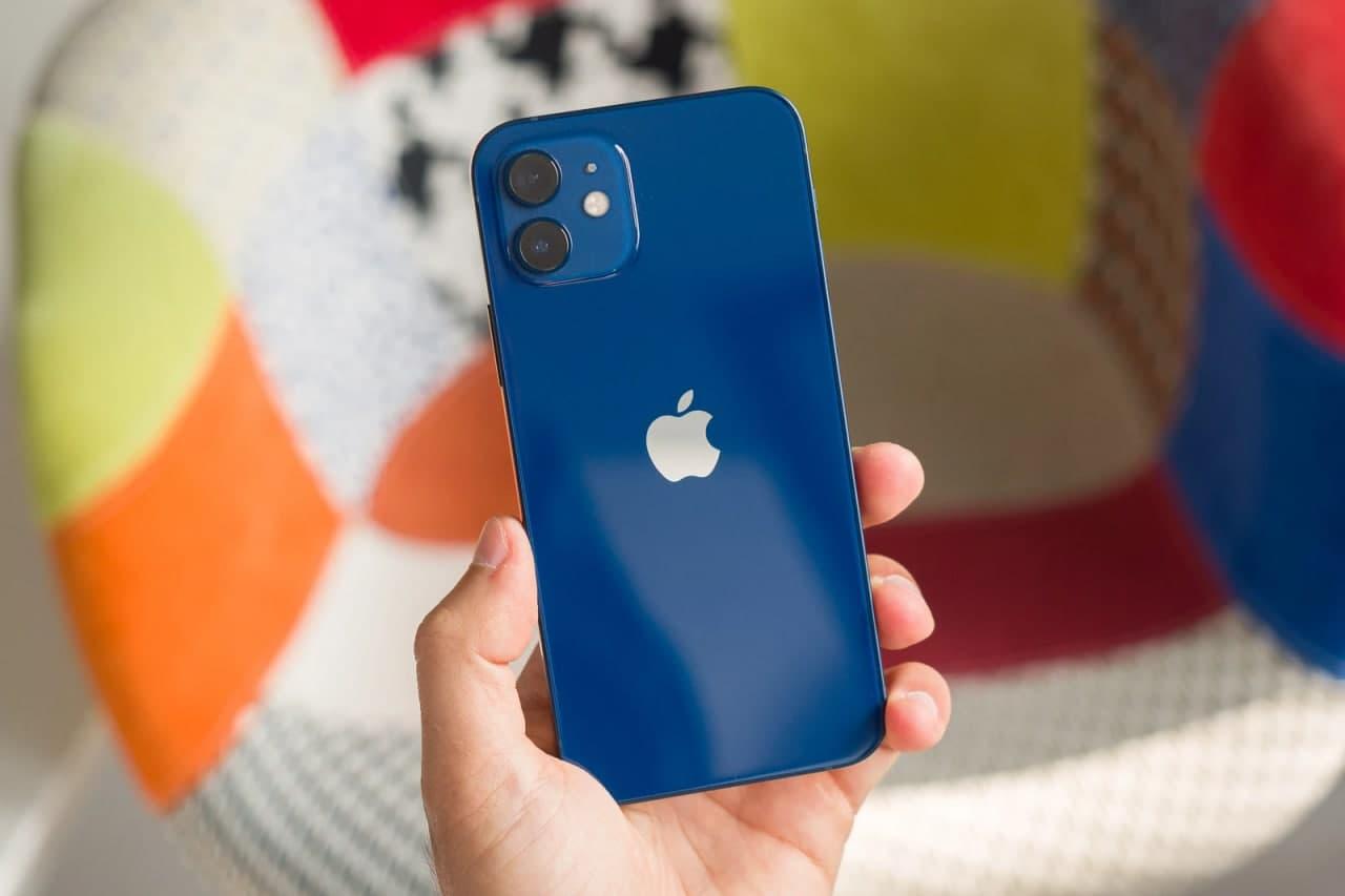 未经授权的技术人员无法更换苹果iPhone 12相机
