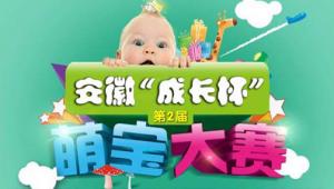 安徽成长杯萌宝大赛活动微信投票操作教程