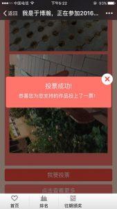 2016寻找北京最美小义工评选活动微信投票操作教程