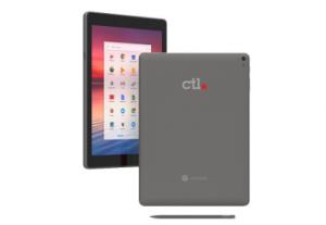 具有Chrome操作系统的CTL Tx1平板电脑专为教育而设计