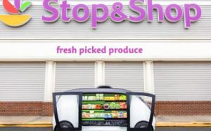 Stop&Shop在波士顿开设无人驾驶迷你杂货店
