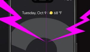 MKBHD对手机粉红线的关注使其成为优先事项