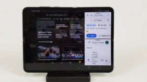 Galaxy Fold最终将通过One UI 2.1获得安卓10